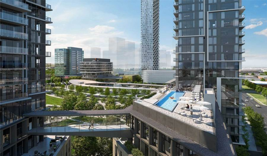 Vaughan Corporate Centre condos for sale